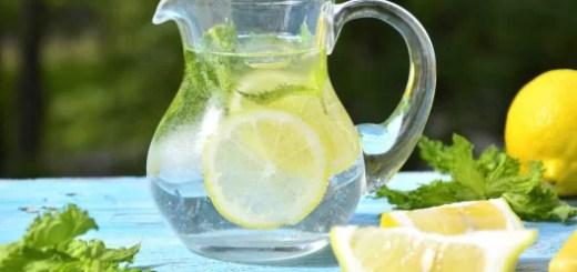 лимоннаявода помогаетнашемуорганизму