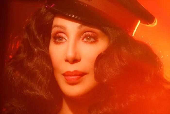 Американская икона поп-культуры певица Шер