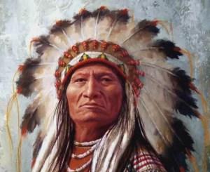 vozhd indejskogo plemeni