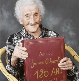 ЖаннаЛуизаКальман французскаядолгожительница