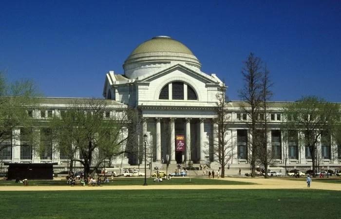 Национальный музей естественной истории при Смитсоновском институте Вашингтон