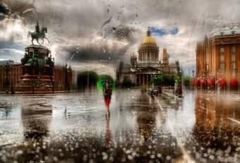 Санкт Петербургиегожители