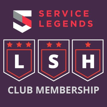 Service Legends Club Membership