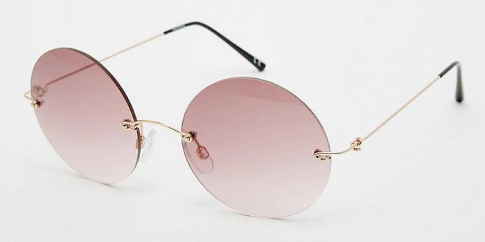 11. rimless sunglasses 3