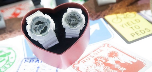 Baby-G watches Singapore