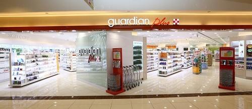 Guardian Plus store Takashimaya Shopping Centre Singapore