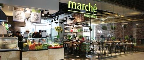 Marché Mövenpick restaurant JEM Singapore