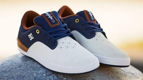 DC shoes.