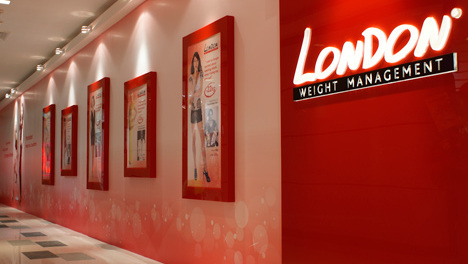 London Weight Management clinic in Singapore.