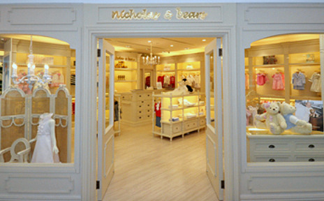 Nicholas & Bears Children's Clothing Stores in Singapore