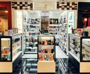 Dollars & Scent perfume store Junction 8 Singapore.