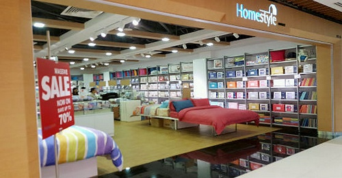 HomeStyle Outlet Store IMM Singapore.
