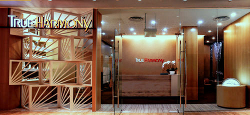 True Harmony beauty and slimming salon in Singapore.