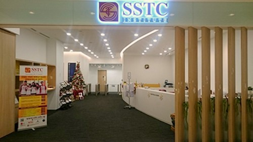 SSTC Institute education centre at City Square Mall in Singapore.