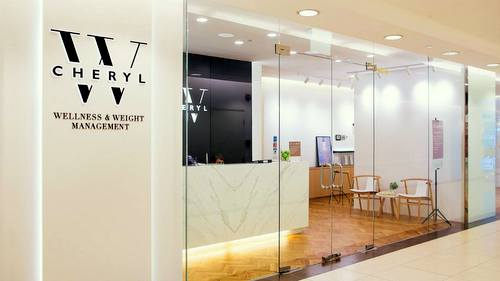 Cheryl W Wellness & Weight Management centre in Singapore.