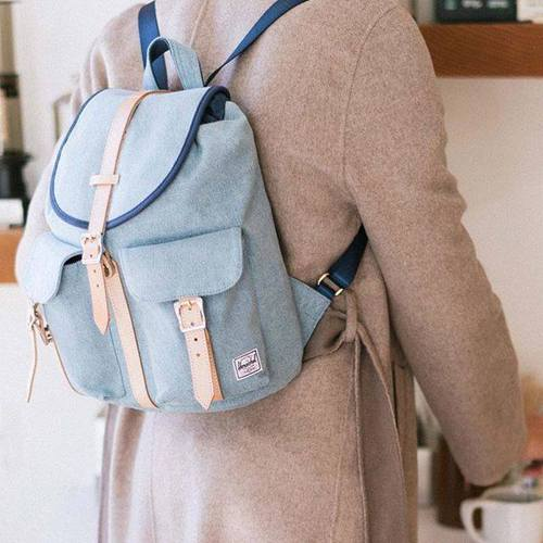 Herschel Supply Co. backpack, available in Singapore.