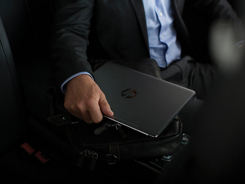 HP Elitebook Folio laptop, available in Singapore.