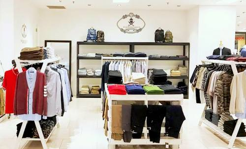 SparrowGreen streetwear clothing store in Singapore.