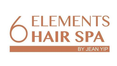 6 Elements Hair Spa by Jean Yip in Singapore.