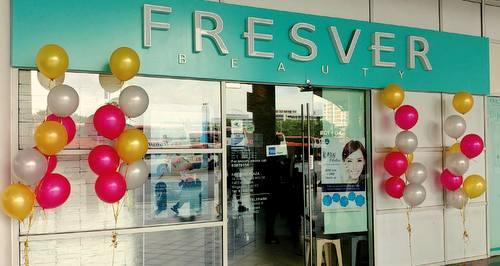 Fresver beauty salon in Hougang, Singapore.