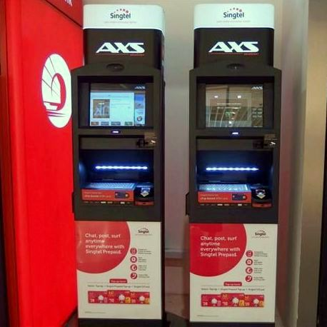 AXS Stations in Singapore - SHOPSinSG
