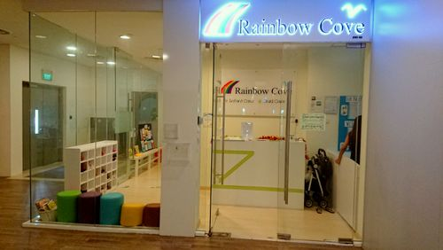 Rainbow Cove preschool at Alexandra Retail Centre in Singapore.