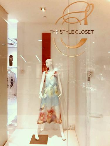 The Style Closet clothing shop at 112 Katong Mall in Singapore.