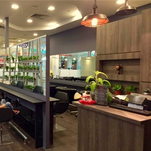 Ken@HairStage hair salon at Bedok Point Mall in Singapore.