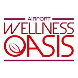 Airport Wellness Oasis spa at Changi Airport in Singapore.