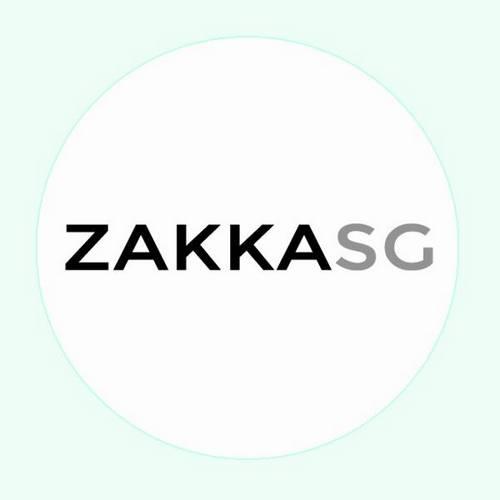 ZakkaSG store in Singapore.