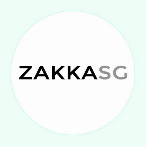 ZakkaSG store in Singapore.