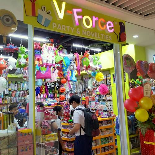 V-Force Party & Novelties store in Singapore.