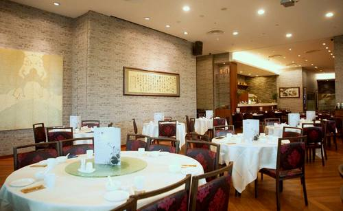 Swatow Seafood Restaurant at Serangoon Garden Country Club in Singapore.