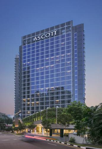 Ascott Orchard Singapore.