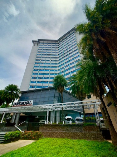 Parkroyal On Kitchener Road Hotel In Singapore Shopsinsg