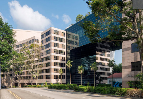 Winsland Serviced Suites by Lanson Place in Singapore.