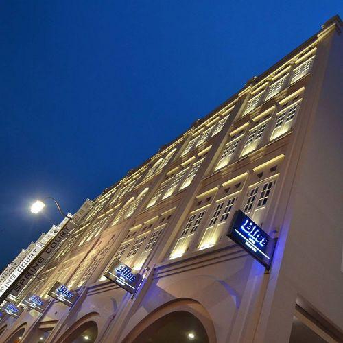 Bliss Hotel Singapore.