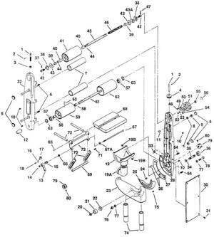 Shopsmith Woodworking  Replacement Parts Catalog  Belt Sander