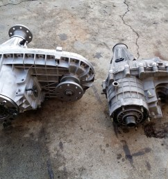 duramax transfer case nv273 conversion vs nv263xhd comparison  [ 1600 x 1200 Pixel ]