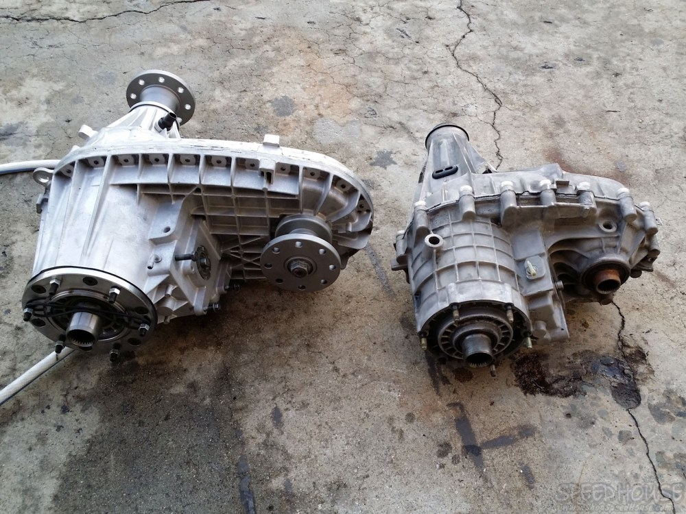 medium resolution of  duramax transfer case nv273 conversion vs nv263xhd comparison