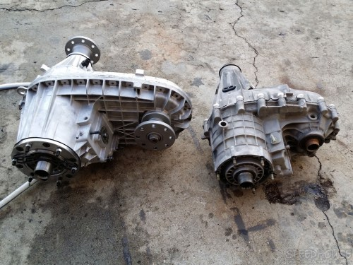 small resolution of  duramax transfer case nv273 conversion vs nv263xhd comparison
