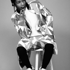 ASAP Rocky, Hip-Hops latest fashion icon.
