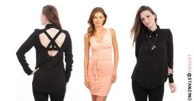 Shop the nude, dark tones @Stanzino.com