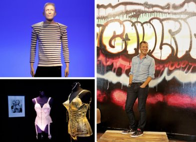 Jean Paul Gaultier: New Fashion Exhibition
