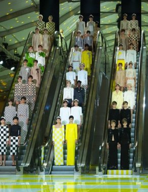 Spring/Summer 2013: Marc Jacobs for Louis Vuitton