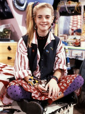 She was one trendy little girl on Snick!