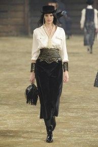 Paris to Dallas: Chanel Pre-Fall 2014