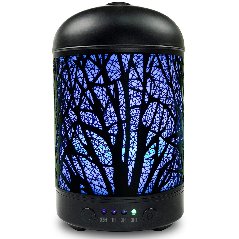 Forest Ultrasonic Essential Oil Aroma Diffuser   Aroma ...