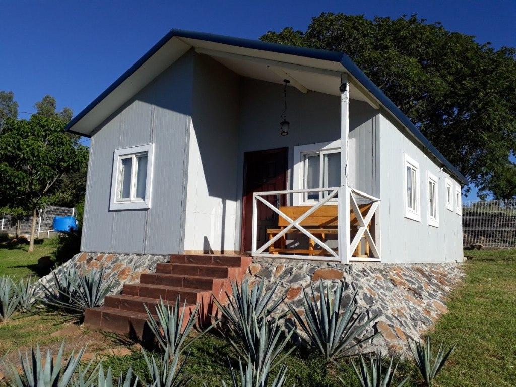 Casas Prefabricadas Express Cabañas De 60 M2