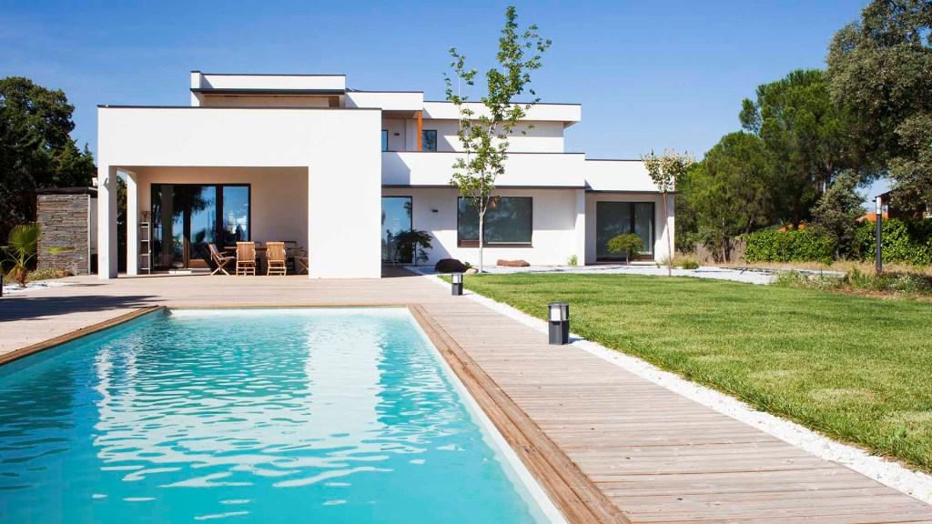 Casas De Madera En Madrid  Construcción Biopasiva  100x100madera